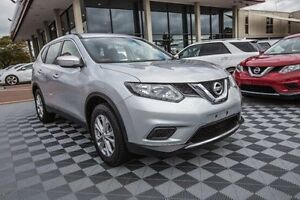 2015 Nissan X-Trail T32 ST X-tronic 2WD Silver 7 Speed Constant Variable Wagon Alfred Cove Melville Area Preview