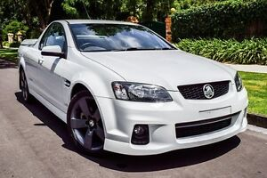 2011 Holden Ute VE II SS Thunder White 6 Speed Manual Utility Medindie Walkerville Area Preview