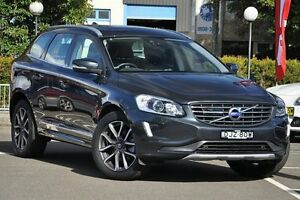 2016 Volvo XC60 DZ MY17 T5 Luxury Savile Grey 8 Speed Automatic Geartronic Wagon Dee Why Manly Area Preview