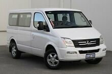 2015 LDV V80 Low Roof SWB White 6 Speed Automated Manual Bus Hillman Rockingham Area Preview