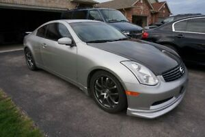 2003 Infiniti G35 Coupe - Great Shape, $7500!!!