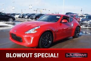 2017 Nissan 370Z COUPE Bluetooth, Keyless Start,