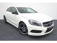 2015 65 MERCEDES-BENZ A CLASS 2.1 A200 CDI AMG NIGHT EDITION 5D AUTO 134 BHP DIE