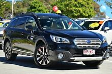 2015 Subaru Outback B6A MY15 3.6R CVT AWD Crystal Black 6 Speed Constant Variable Wagon Toowong Brisbane North West Preview