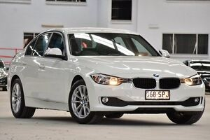 2012 BMW 320D F30 20D White 8 Speed Automatic Sedan Coopers Plains Brisbane South West Preview
