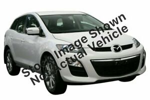 2011 Mazda CX-7 ER1032 Classic Sports White Sports Automatic Wagon Minchinbury Blacktown Area Preview