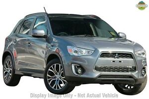 2015 Mitsubishi ASX XB MY15.5 XLS 2WD Titanium 6 Speed Constant Variable Wagon Myaree Melville Area Preview
