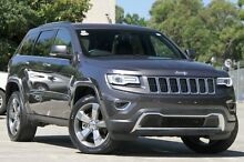 2014 Jeep Grand Cherokee WK MY14 Limited (4x4) Grey 8 Speed Automatic Wagon Burwood Burwood Area Preview