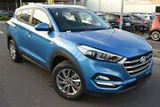 2018 Hyundai Tucson TL2 MY18 Active 2WD Blue 6 Speed Sports Automatic Wagon Hoppers Crossing Wyndham Area Preview