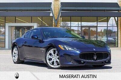 2014 Maserati Gran Turismo Sport 2014 Maserati GranTurismo Sport