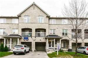 Bright, Spacious Freehold Town Home In Desirable Ajax Community