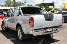 2012 Nissan Navara D40 S6 MY12 ST Silver 6 Speed Manual Utility Chermside Brisbane North East Preview
