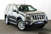 2014 Toyota Landcruiser Prado KDJ150R MY14 VX Graphite 5 Speed Sports Automatic Wagon Myaree Melville Area Preview