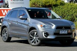 2015 Mitsubishi ASX XB MY15 XLS 2WD Grey 6 Speed Constant Variable Wagon Narre Warren Casey Area Preview