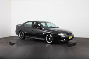 2001 Holden Commodore VX SS Black 6 Speed Manual Sedan Mulgrave Hawkesbury Area Preview
