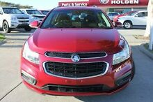 2015 Holden Cruze JH Series II MY15 CD Sportwagon Red 6 Speed Sports Automatic Wagon Pearsall Wanneroo Area Preview
