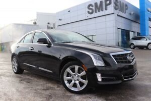 2013 Cadillac ATS Performance - AWD, Leather, Nav, Sunroof, Remo