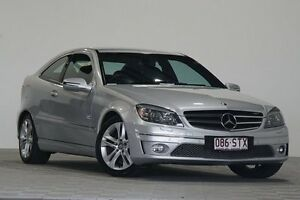 2009 Mercedes-Benz CLC 203 200 Kompressor Evolution Silver 5 Speed Automatic Coupe Coopers Plains Brisbane South West Preview