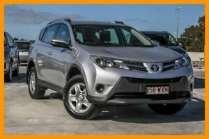 2015 Toyota RAV4 ZSA42R MY14 GX 2WD Silver 7 Speed Constant Variable Wagon Aspley Brisbane North East Preview