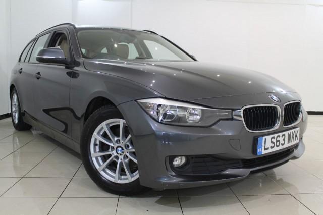 2013 63 BMW 3 SERIES 2.0 320D EFFICIENTDYNAMICS BUSINESS TOURING 5DR 161 BHP DIE