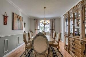 Spacious & Bright 4 Beds,4 Bath Detached House In Waterloo Cambridge Kitchener Area image 4