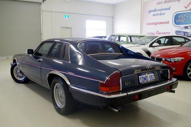 1989 Jaguar XJS Blue 3 Speed Automatic Coupe Myaree Melville Area Image 2