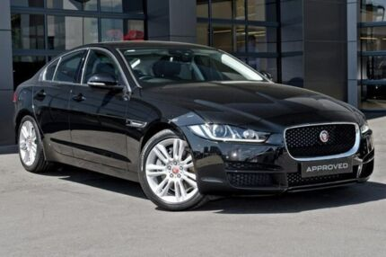 2015 Jaguar XE X760 MY16 25T Portfolio Black 8 Speed Sports Automatic Sedan