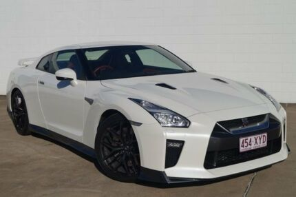 2016 Nissan GT R R35 MY17 Premium DCT AWD White 6 Speed Sports Automatic  Dual Clutch Coupe