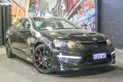2012 Holden Special Vehicles Clubsport E Series 3 MY12.5 R8 Black 6 Speed  Sports Automatic Sedan