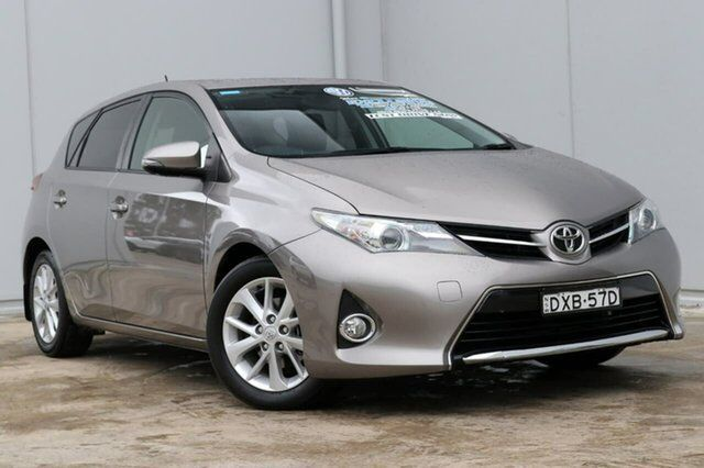 Get A CarRecord Report For This Car. Car Record. 2014 Toyota Corolla  ZRE182R Ascent Sport ...