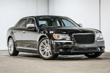 2013 Chrysler 300 LX MY13 C E Shift Black 8 Speed Sports Automatic Sedan