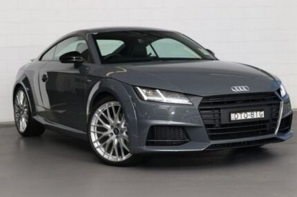 2017 Audi TT FV MY17 S Line S Tronic Grey 6 Speed Sports Automatic Dual  Clutch Coupe