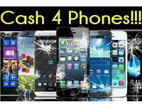 """CASH PAID 4 PHONES!!!IPHONES' SAMSUNGS'AIRS:MINIS'NEW""""USED""""FAULTYS WANTED"""