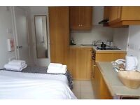 Available now, studio in North Gower Street, London NW1- all the bills!