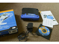 LinkSys Cable/DSL Router with 4-port switch