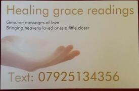 Healing grace psychic readings