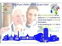 Care Workers Needed - Immediate Start - Good Pay