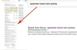 Is your SEO consultant outsourcing his link building? Sydney City Inner Sydney Preview