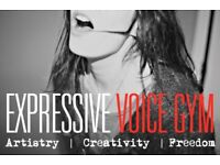 Voice Gym: Singing Lessons London. Classes for all abilitites from Vocal Coach Jen May