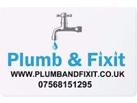Plumb & Fixit Plumbing service Portsmouth Fully insured Qualified free quote local plumber