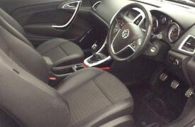 2012 VAUXHALL ASTRA GTC 2.0 CDTI SRI GOOD / BAD CREDIT CAR FINANCE FROM 29 P/WK