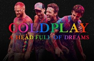 Billets Coldplay Tickets