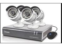 SwannView Cctv camera system