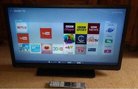 """Toshiba 32"""" LED Smart TV WiFi - 32W3455DB"""