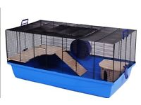 Barney Hamster Cage