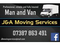 Man and Van service based in Guildford