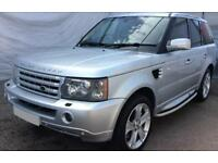 Land Rover Range Rover Sport 2.7TD V6 auto 2007MY HSE FROM £72 PER WEEK