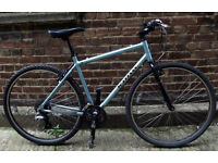 KONA Hybrid unisex bike frame 20inch with SCHWALBE tyres - serviced - Welcome for test ride