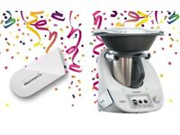 BRAND NEW/UNUSED THERMOMIX TM5 WITH COOK KEY - STILL IN THE ORIGINAL BOX AND WITH 2 YEAR WARRANTY