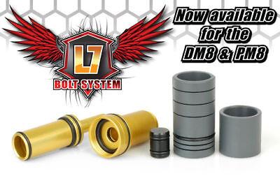 Techt L7 Bolt for Proto Matrix PM8 DM8 DM9 DM10 DM11 paintball gun NEW upgrade (Dm9 Paintball)